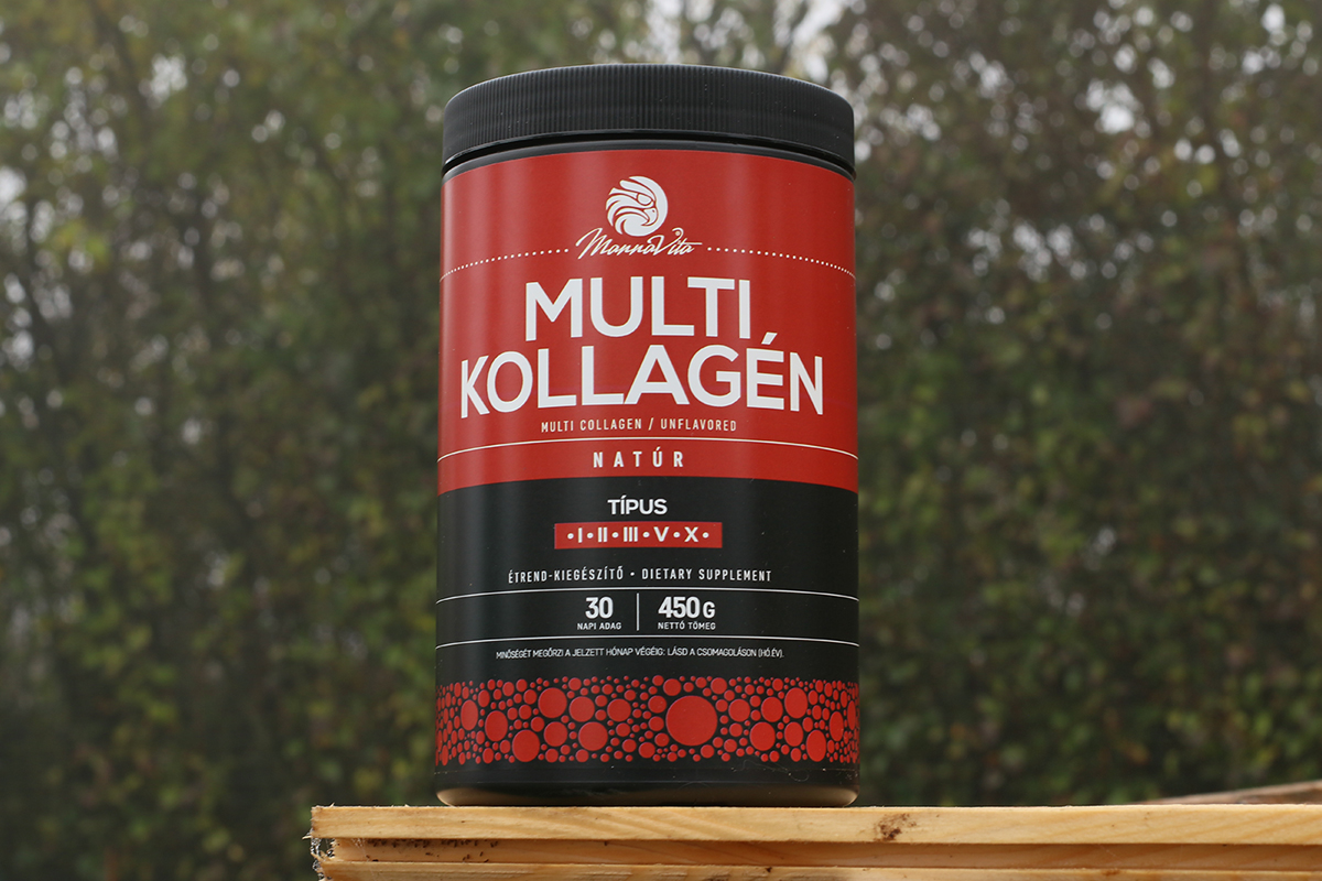 Multi kollagén por 450g