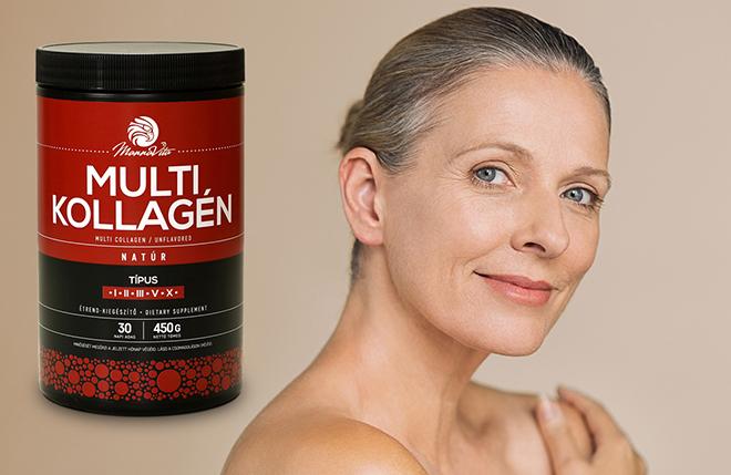 Bőr állapot javítás és ránctalanítás kollagénnel